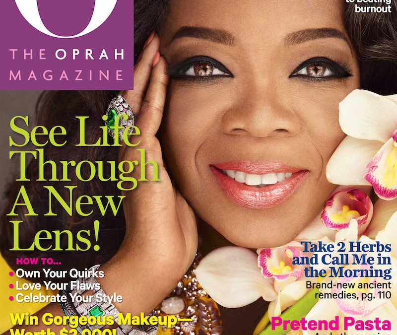 Oprah: From Fired to Media Titan