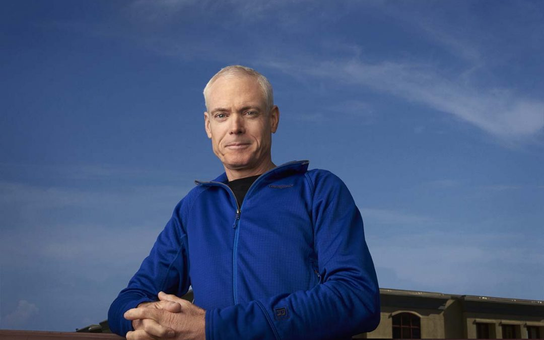 Jim Collins On The 'Beautiful, Giant Question' That Launched His Career